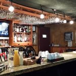 Breakfast drinks bar is Saloon bar without the alcohol.