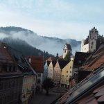 Vistas desde el hotel Ludwigs