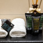 Guest amenities in our Comfort Room