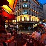 Photo de Hotel Albe Saint Michel