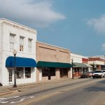 Historic downtown Milton