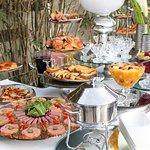 """Pour cette période de Ramadan, Alkimia vous propose son buffet à volonté """"Kaye Ndogou""""."""