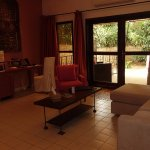 Ngala Lodge room/suite 5 Lounge