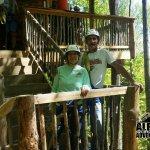 Tree house break!