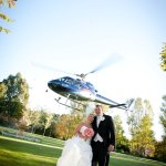 Weddings with GCH Aviation