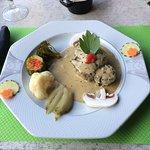 filet de boeuf sauce au poivre