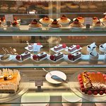 Another part of the desserts section of the buffet