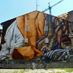 Mural al Hilo del Tiempo Foto