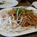 Pad Thai - tofu & vegetable