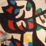 Los trazos de Miró
