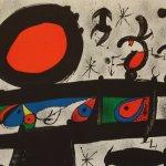 El dinamismo de Miró
