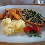 Asparagus & Tarragon Tart
