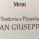 Photo of Trattoria San Giuseppe