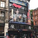 Les Miserables London