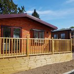 Brand new holiday lodges