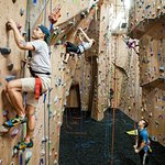 Photo de Prairie Walls Climbing Gym