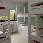 Habitación de Hostel, camas individuales