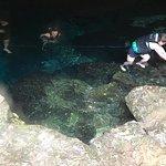 Photo de Cenote Chikin Ha