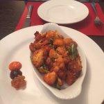 Cauliflower Bhaji Starter