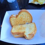 3-cheese grilled cheese - mountain brew cafe