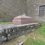 The tomb of Lord Rollo