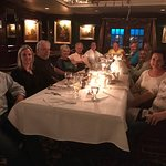 World Taxidermy Championships, a great dinner with judges and friends!