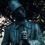 H.C.Andersen Statue, Copenhagen, Denmark