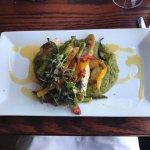 Swordfish with Roasted Asparagus