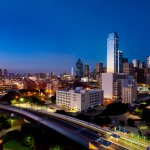 Book a city view room for an amazing view of downtown Dallas