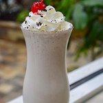 Amazing Milkshakes - pick your flavor.  Delish!