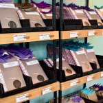 Handcrafted Belgium Chocolate Bark from our friends at The Chocolate Bark Co. - Sarasota