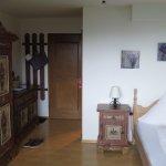 Comfort single room interior