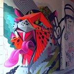 Alley art - St. Pauli