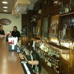 Tap Room with many Craft Beers