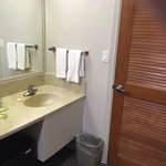 Photo of toilet door