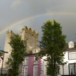 Good Omen for our Cashel stay