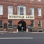 Foto de Norfolk Arms Hotel