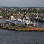 Photo de De Rotterdam Steam Ship