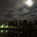 Nighttime River Views