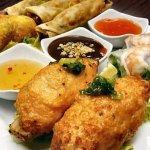 Sampler Appetizer Dish