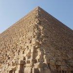 Cheops-Pyramide Foto