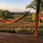 Bungalow View with Hammock