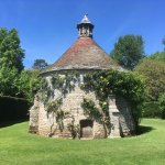 Dove house in the grounds