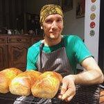 El pan está listo!