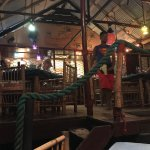 Photo of The Turned Turtle Restaurant at Little Corn Beach and Bungalow