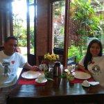 Nuestro primer desayuno como esposos, DELICIOSO!