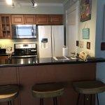 Condo 1035 full kitchen