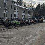 Foto de A Win-Sands Motel