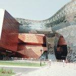Shanghai World Expo Museum Foto