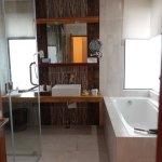 Bathroom of the Executive room